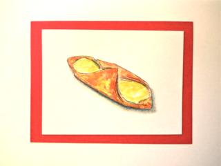 Linh's Cheese Danish
